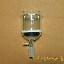 350ml,24/40,Glass Buchner funnel,3# Suction Filter,Lab Chemistry Glassware