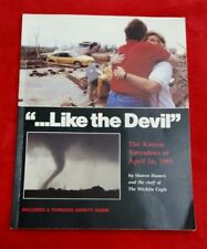 WICHITA ANDOVER F5 TORNADO April 26, 1991 LIKE THE DEVIL Kansas Tornadoes HAMRIC