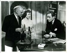 STAGE FRIGHT 1950 Alastair Sim Jane Wyman Michael Wilding HITCHCOCK STILL #84