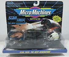 Micro Machines Star Trek (TNG) Series Collection Four #65825 by Galoob 1993