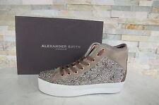Alexander Smith London Gr 41 High-Top Sneaker Nieten Schuhe Shoes neu UVP 297 €
