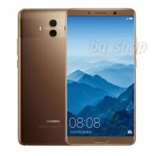 "Huawei Mate 10 4G Brown Dual SIM 4GB/64GB 5.9"" Dual 20MP Android Phone By FedEx"