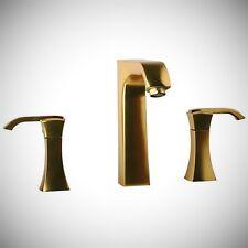 La Toscana by Paini 89OK214LF Lady Mid-Arc Bathroom Faucet in  Satin Gold