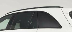 Mercedes- Benz OEM W253 GLC Class SUV Gloss Black Roof Rails Brand New