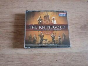 Richard Wagner: The Rinegold (English) Goodall Box Set