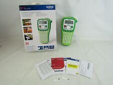 More details for brother gl-h105 garden label maker p-touch printer handheld in original box