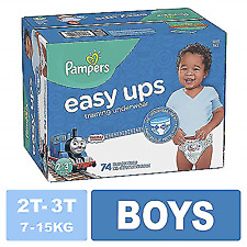 Pampers Easy Ups Training Underwear (Size 2T-3T) 74