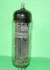 Harman Kardon Mullard EZ81 6CA4 Vacuum Tube Results = 2640/2510
