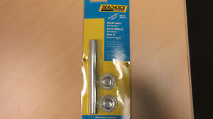 SEACHOICE 55701 ROLLER SHAFT WITH PAL NUTS