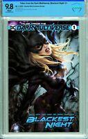 Tales of The Dark Multiverse: Blackest Night #1 - Comics Elite Ex - CBCS 9.8!