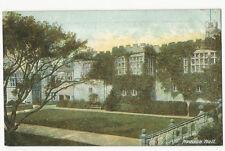 Derbyshire - Haddon Hall - 1900's postcard