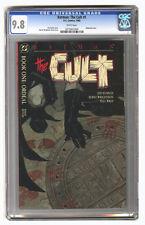 Batman The Cult #1 CGC 9.8