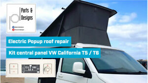 Repair Kit central selector VW California T5 T6 7H7906453 A/B/C (Knob Panel)