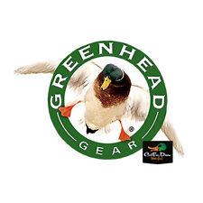 "NEW AVERY GREENHEAD GEAR GHG LANDING MALLARD LOGO TRAILER STICKER DECAL 5.5"""