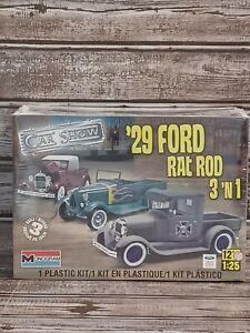 Monogram 1929 Ford Rat Rod 1/25 Scale Model Car Kit