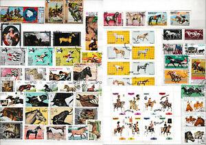 monde lot timbres oblitérés très bon état