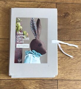 LUNA LAPIN Luna Lapin's Creative Year (subscription box) AUTUMN by COOL CRAFTING