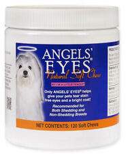 Angels Eyes Chicken Flavored Natural Soft Chews Non-Shedding Breeds - 120