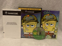 Spongebob Squarepants: Battle for Bikini Bottom, Complete CIB GameCube, Tested!