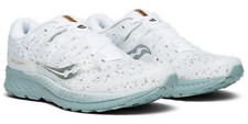 Saucony Ride ISO Size US 9 M (D) EU 42.5 Men's Running Shoes White S20444-40
