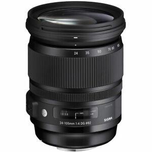 Sigma ART 24-105mm f/4 HSM DG OS Aspherical Lens For Nikon