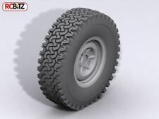 "Dirt Grabber Single 1.9"" All Terrain Tire G2 Gelande II SPARE Tyre RC4WD Z-P0004"