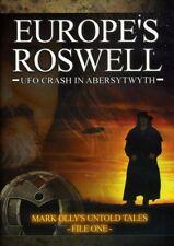 Europe's Roswell: UFO Crash in Aberystwyth [New DVD]