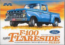 Moebius 1966 Ford Flareside Pickup 1/25 1232 Plastic Model Kit