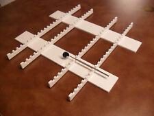 Instrumenten-Stapelbank für Zahnarzt-Handinstrumente