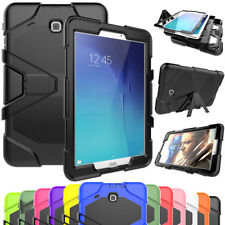 Shockproof Screen Protector Stand Case Cover For Samsung Galaxy Tab A E 3 4 S2