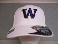New Washington Huskies Adult Mens Sizes M/L-L/XL Memory Fit Cap Hat $24