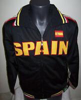 JAMAICA National Pride Soccer Olympic full zip Track Jacket BLACK XS S M L XL 2X