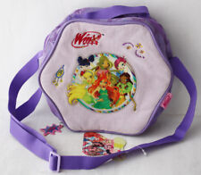 VERY RARE 2006 WINX CLUB SMALL SCHOOL BAG RAINBOW NINETY NINE NEW !