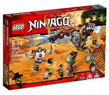 Lego Ninjago 70592 - Masters of Spinjitzu