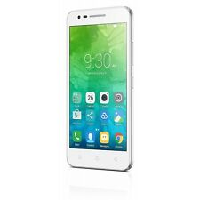LENOVO C2 DUAL SIM 8GB LTE WHITE ANDROID SMARTPHONE HANDY OHNE VERTRAG WLAN