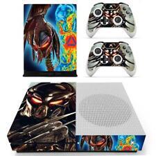 Xbox one S Slim Console Controllers Skin The Predator Aliens Vinyl Decal Sticker