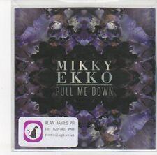 (DL542) Mikky Ekko, Pull Me Down - 2012 DJ CD