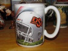 OSU OKLAHOMA State University COWBOYS FOOTBALL Coffee Mug Made in USA Large Cup