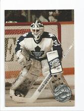 Grant Fuhr Maple Leafs 1991-1992 Pro Set Platinum #117