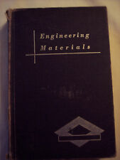 Engineering Materials by Committee on Eng. Mat. 1958