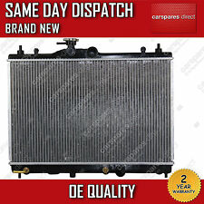 RADIATOR FIT FOR A NISSAN JUKE 1.6 AUTOMATIC/MANUAL 2010>2015 2 YEAR WARRANTY