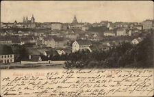 Gruss Aus Saaz Austria or Germany c1900 Postcard