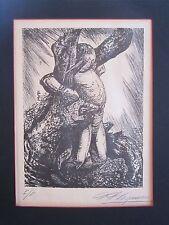 America Latina, 1945 Lithograph by David Alfaro Siqueiros