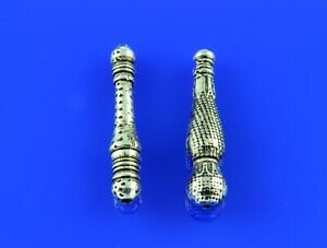 Metal imam set 2 pcs for make Islamic Prayer Beads Misbaha Tesbih tasbeeh 660002