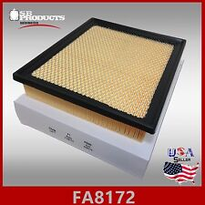 FA8172 CA11895 WA10085 ENGINE AIR FILTER ~ 2014-17 TOYOTA TUNDRA V8 4.6L & 5.7L