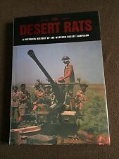 The Desert Rats ( A Pictorial History Of The Western Desert Campaign)