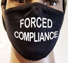 Forced Compliance Face Mask U.S. Shipping  Face Cover Scarf
