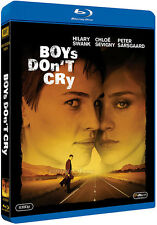 Boys Don´t Cry Blu Ray (Region Free)