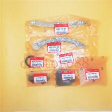 7x Timing Chain Kit 14520-PNA-003 For Honda Accord 2 2.4LCivic K20Z3 K20A3 K20Z1