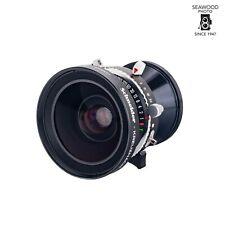 Schneider 90mm f/8 Super-Angulon In Copal 0 Shutter